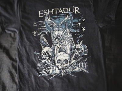 Death-wolf t-shirt