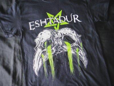 Green-skull t-shirt